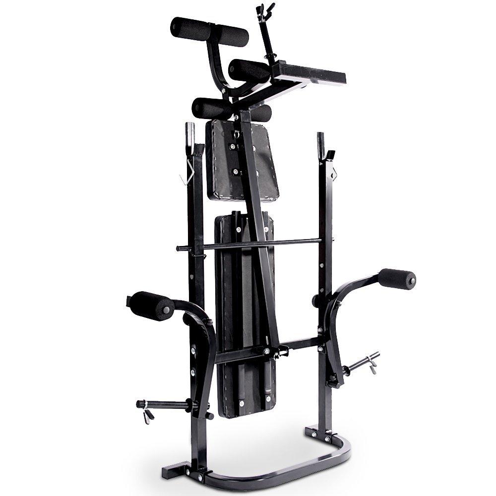 banc de musculation complet pliable