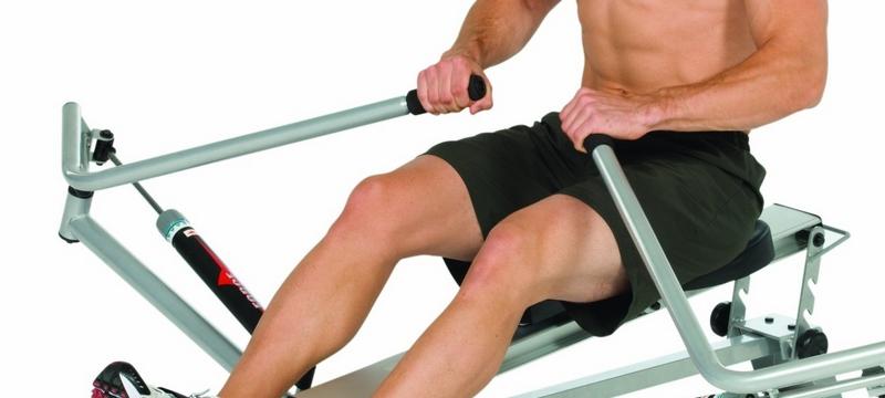 rameur jambes et bras