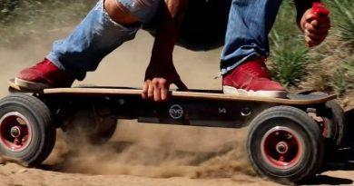 Skate tout terrain