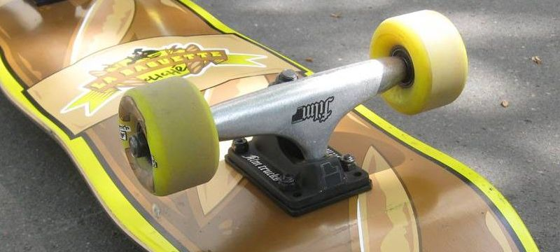 Skate cruiser en bois