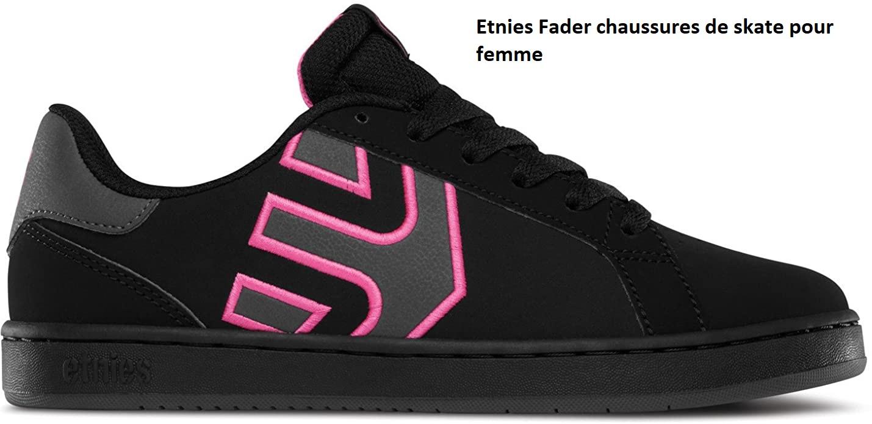 Chaussure Etnies Fader pour Femme