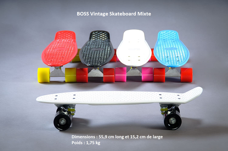 Skateboard Vintage Boss