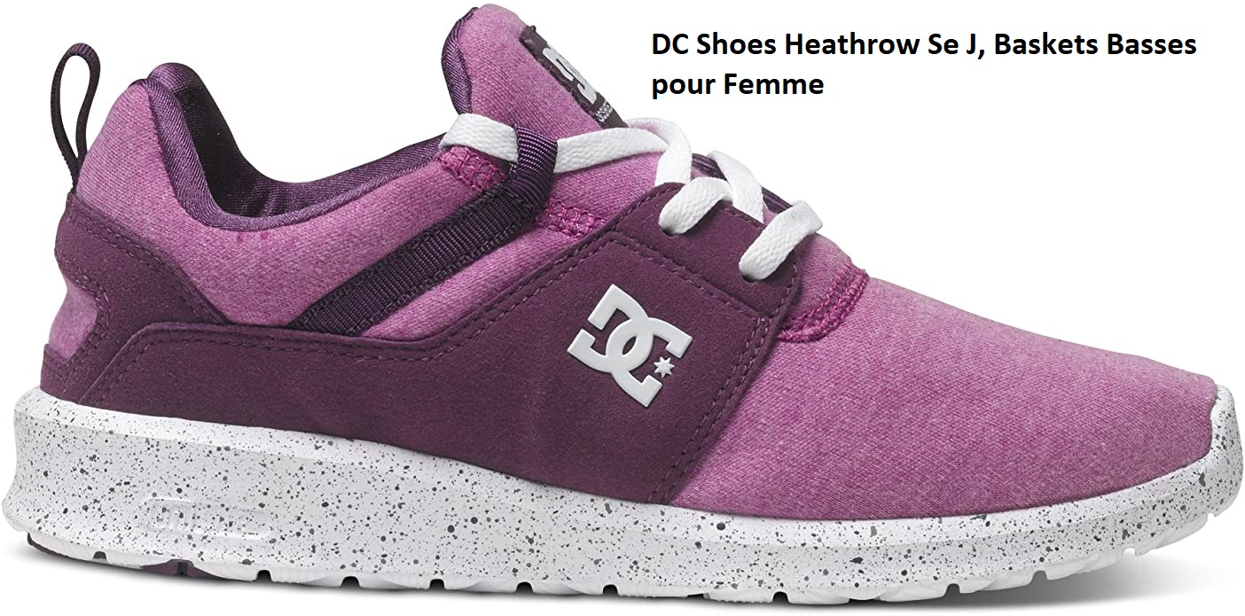 DC Shoes Heathrow SE J