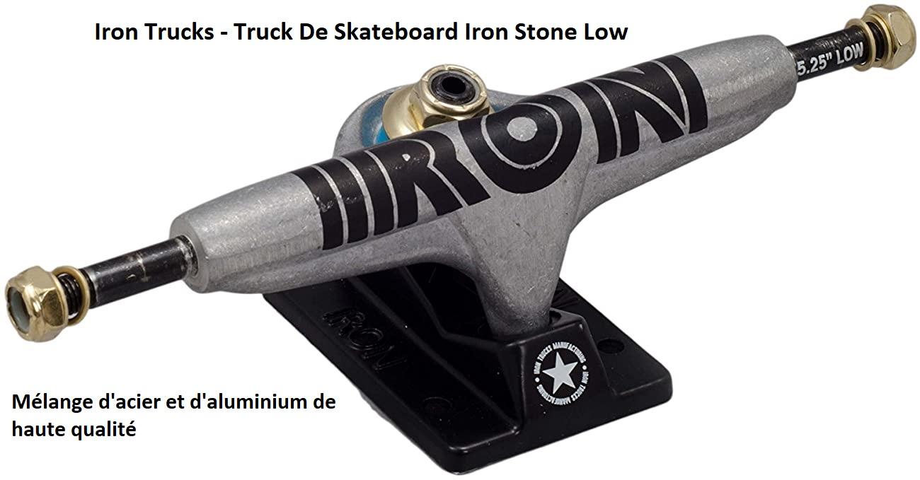 Truck de skate Iron Stone Low