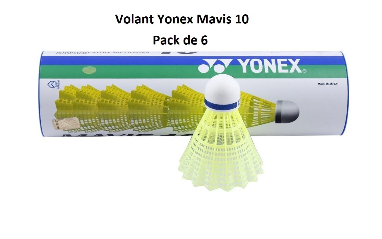 Volant de badminton Yonex Mavis 10