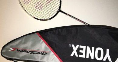 Raquette de badminton Yonex Arcsaber