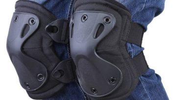 Protèges genoux pour skate