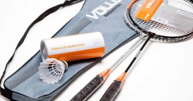 Kit de badminton Vollo